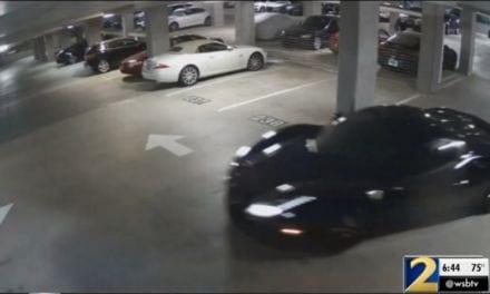 Ferrari Stolen from Luxury Condo Garage