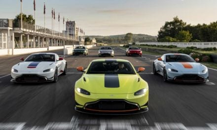 Goodwood Festival of Speed Celebrates Aston Martin's Racing History