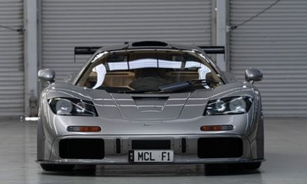 Very Rare 'LM Spec' McLaren F1 is a Star of Sotheby's Monterey Sale
