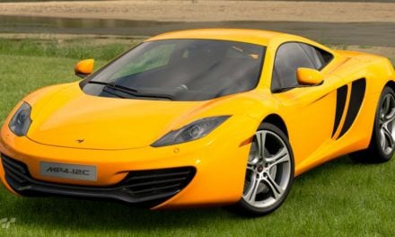 Steve Sutcliffe: McLaren MP4-12C ultimate road trip