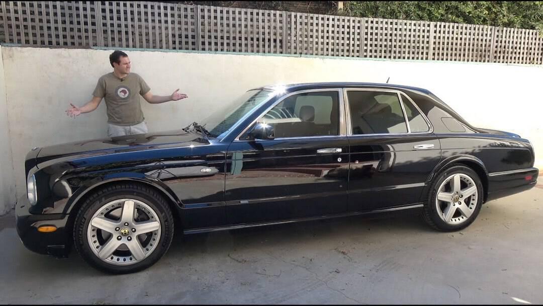 Doug Demuro – Bentley Arnage. Ultimate $30,000 Luxury Car