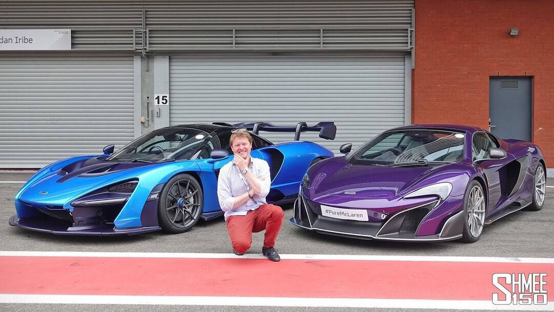 Shmee150 – Here's Why the Senna Costs £500,000 MORE than the 675LT