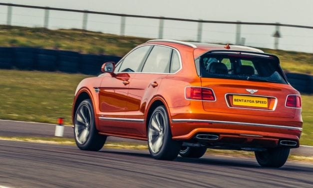 MrJWW – Bentley Bentayga SPEED – The World's Fastest SUV