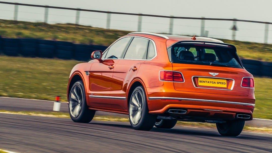 MrJWW – Bentley Bentayga SPEED – The World's Fastest SUV