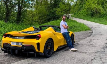 MrJWW – Ferrari 488 Pista Spider – Pavarotti In Your Living Room