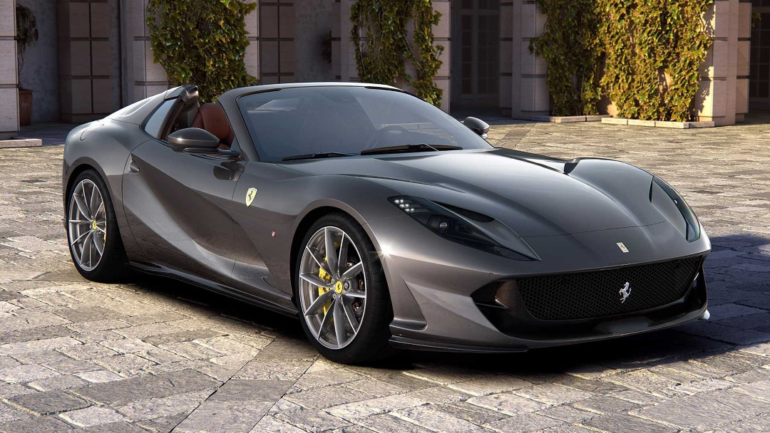 Clever South Africa Ferrari Theft Scam