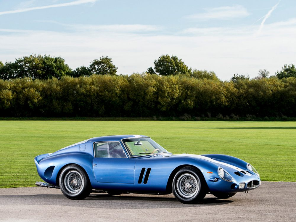 1962 Ferrari GTO at Centre of High Court Lawsuit