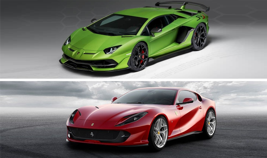 Is a Ferrari faster than a Lambo? The ultimate Top Trumps!