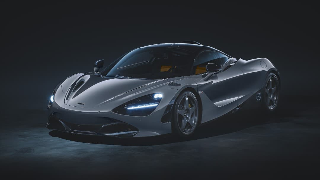 McLaren 720S Le Mans Celebrates 25 th Anniversary of 24-Hours Victory