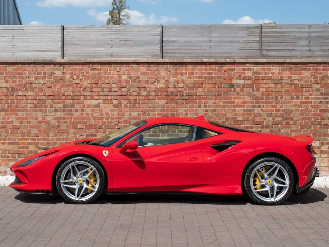 What is the best colour for a Ferrari, or does it have to be Red?