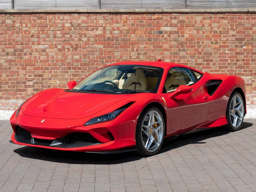 Monday Drool – Beat the Waiting List, 2020 Ferrari F8 Tributo On the Market