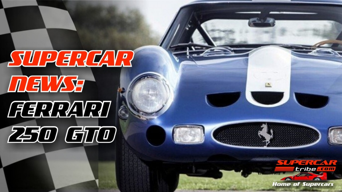 Supercar News Compilation: Bentley, Aston Martin, Ferrari SF90, & Ferrari 250 GTO! [Weekly Show]
