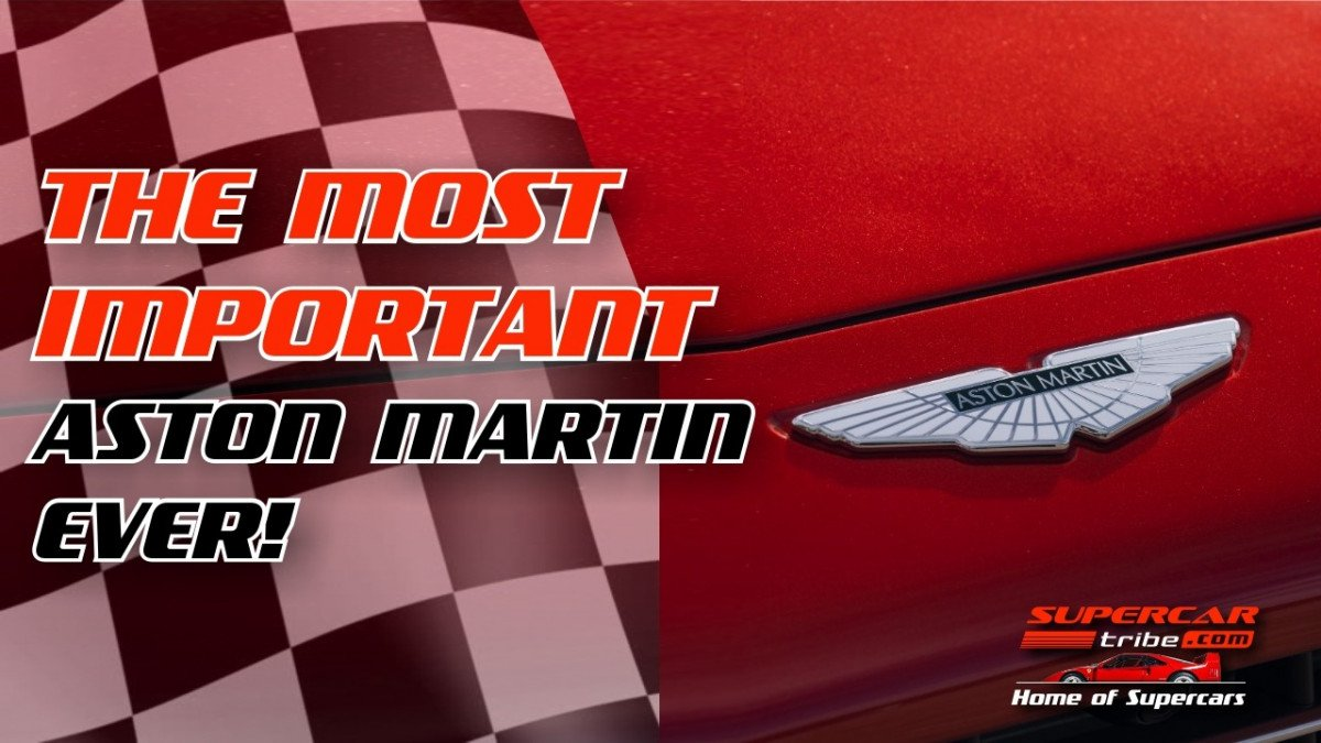 The Most Important Aston Martin? Plus New CEO from AMG, and what the future holds.