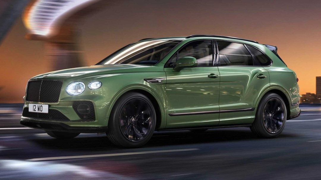 Bentley Raises the Bar with New Bentayga