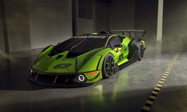 Lamborghini Essenza SCV12 – The Ultimate Track Day Hypercar